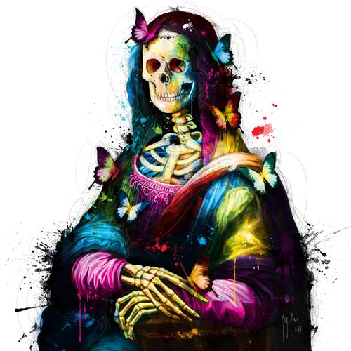 Patrice Murciano Da Vinci Skull