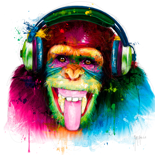 Patrice Murciano Dj Monkey