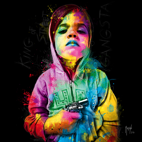 Patrice Murciano Gangsta Child King Of Street