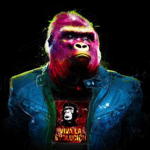 Patrice Murciano Gorille