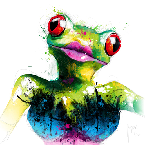 Patrice Murciano Grenouille