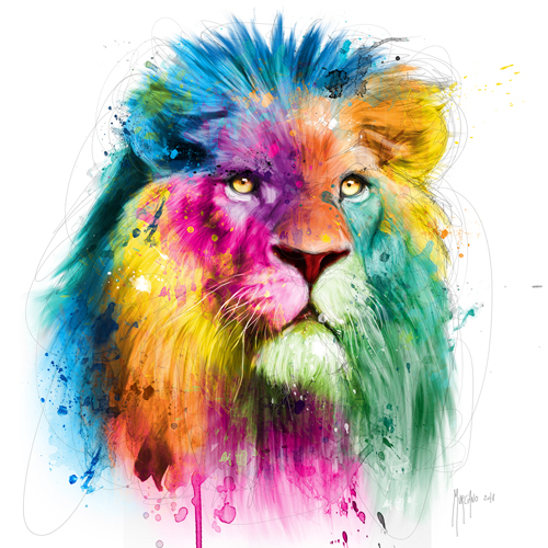 Patrice Murciano Lion