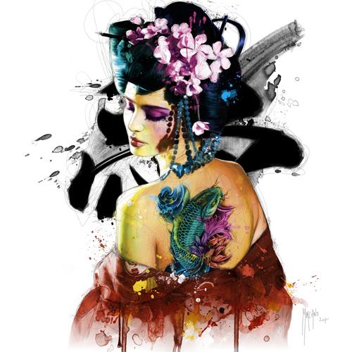 Patrice Murciano Memories Of A Geisha
