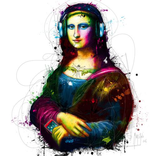 Patrice Murciano Mona Lisa S Song