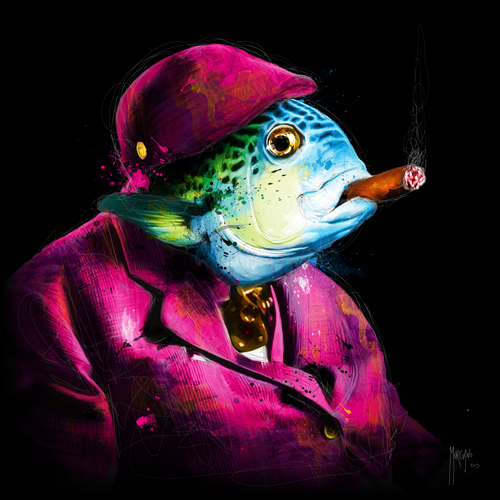 Patrice Murciano Oncle Sushi