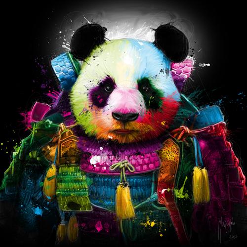 Patrice Murciano Panda Samourai