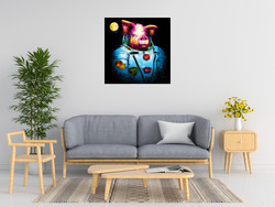 Patrice Murciano Pig In Space