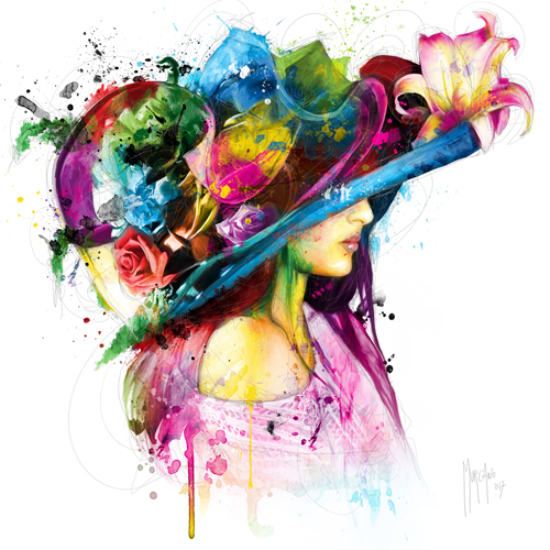 Patrice Murciano Romantic Flowers