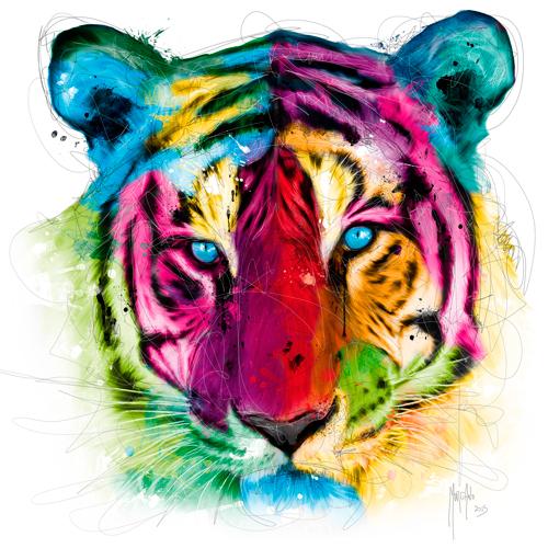 Patrice Murciano Tiger Pop