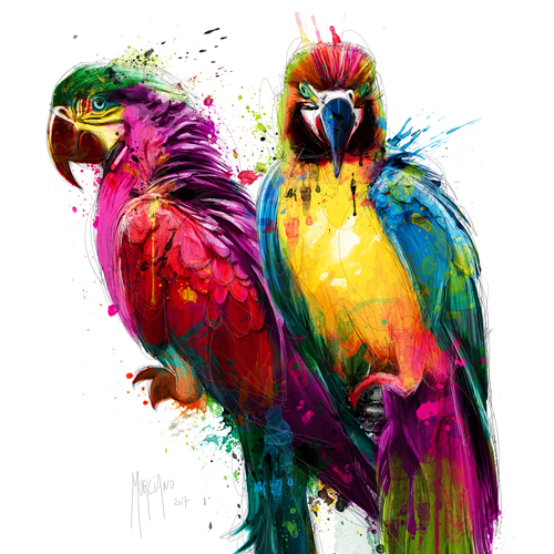 Patrice Murciano Tropical Colors I