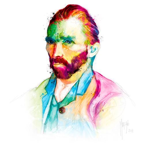Patrice Murciano Van Gogh