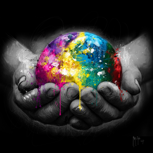 Patrice Murciano We Are The World