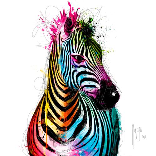 Patrice Murciano Zebra Pop