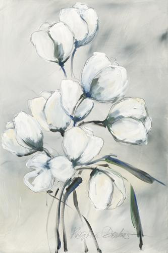 Regina Decker Weisse Tulpen Ii
