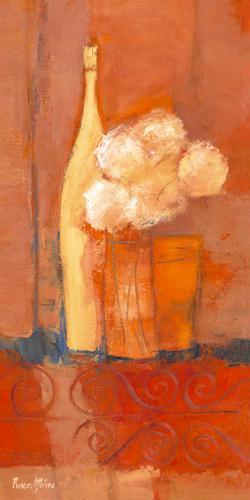 Regine Pivier Attolini Composition Au Bouquet