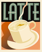 Richard Weiss Latte