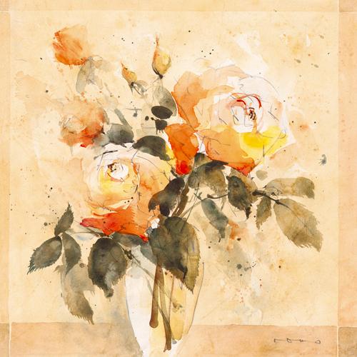 Romo Rolf Morschhauser Roses Iv