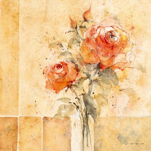 Romo Rolf Morschhauser Roses V
