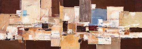 Ron Van Der Werf Abstract Harmony Viii