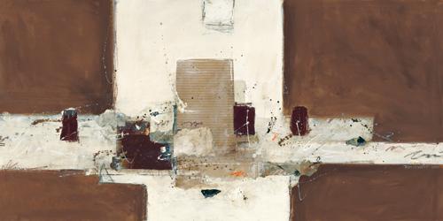 Ron Van Der Werf Abstrakt Viii
