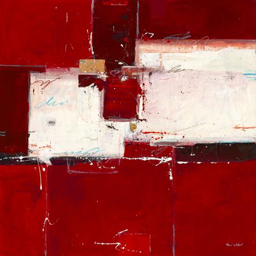Ron Van Der Werf Red I