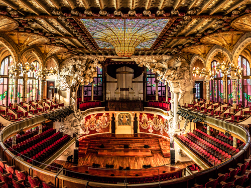 Ronin Opera Room Iv