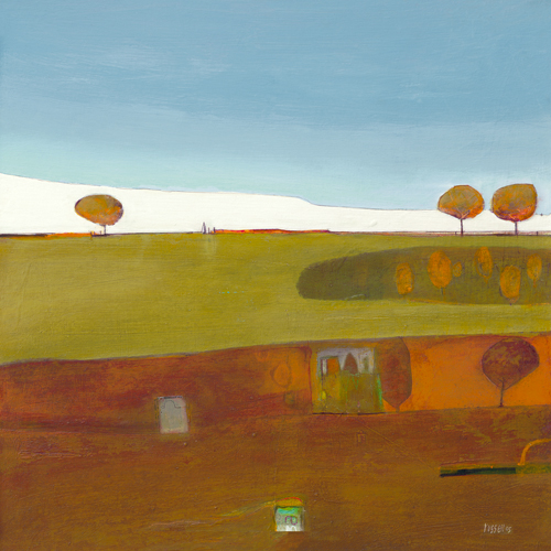 Russell Frampton Moorland At Cartwell
