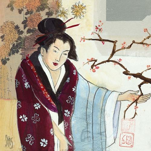 Sabine Gotzes Cherry Blossoms