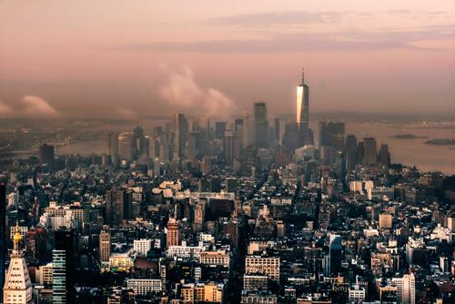 Sandrine Mulas New York The Pink Hour