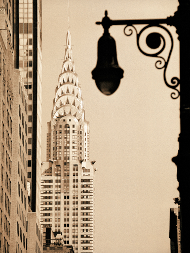 Sasha Gleyzer Chrysler Building