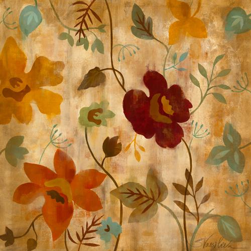 Silvia Vassileva Antique Embroidery I