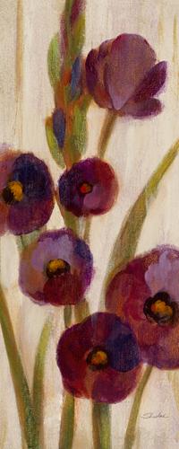 Silvia Vassileva Frosted Bloom In Neutral Ii Crop