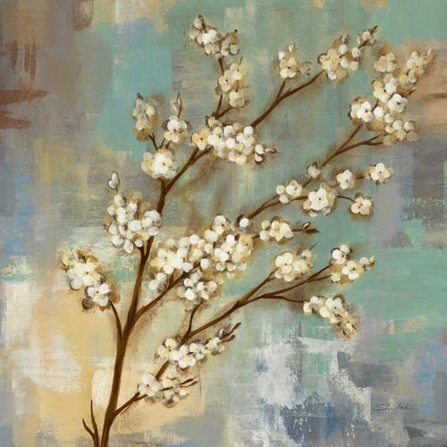 Silvia Vassileva Kyoto Blossoms I