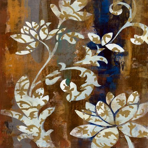 Silvia Vassileva Moonlight Magnolia Silhouette I