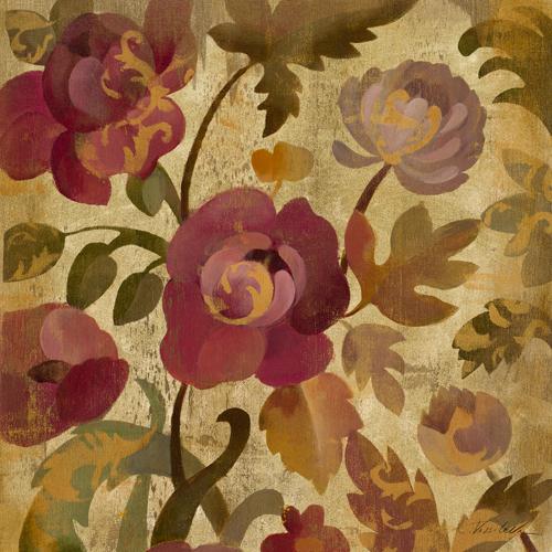 Silvia Vassileva Shimmering Garden I