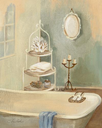 Silvia Vassileva Steam Bath Iv