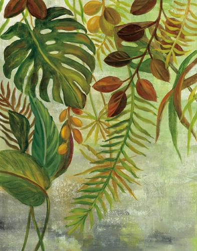 Silvia Vassileva Tropical Greenery I