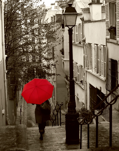 Sue Schlabach Paris Stroll Ii