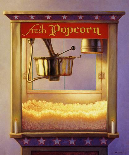 Thomas Colletta Fresh Popcorn