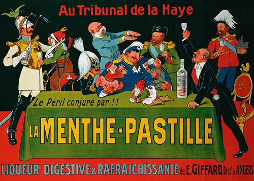 Unknown La Menthe Pastille