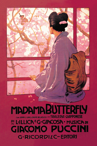 Unknown Madama Butterfly