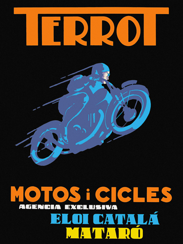 Unknown Terrot Motorcycles And Bicycles