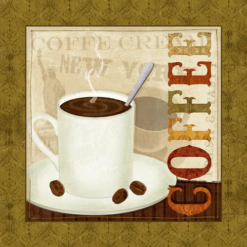 Veronique Charron Coffee Cup Iii