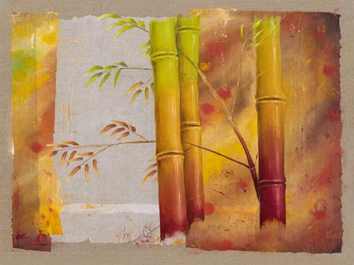 Virginie Cadoret Bambou I