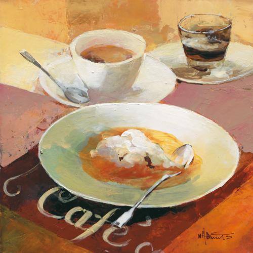 Willem Haenraets Cafe Grande I