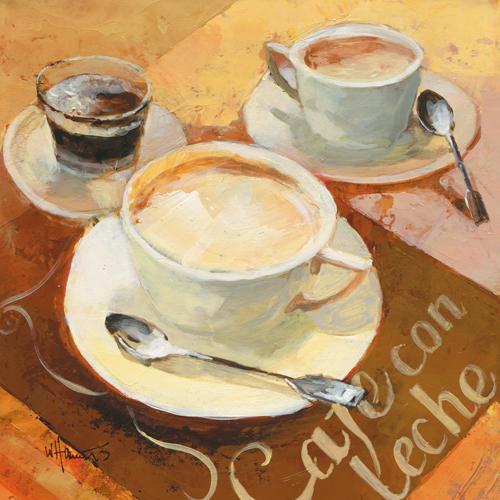 Willem Haenraets Cafe Grande Ii