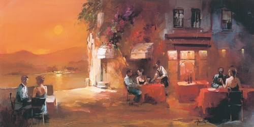 Willem Haenraets Dinner For Two I