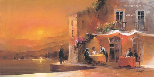 Willem Haenraets Dinner For Two Ii