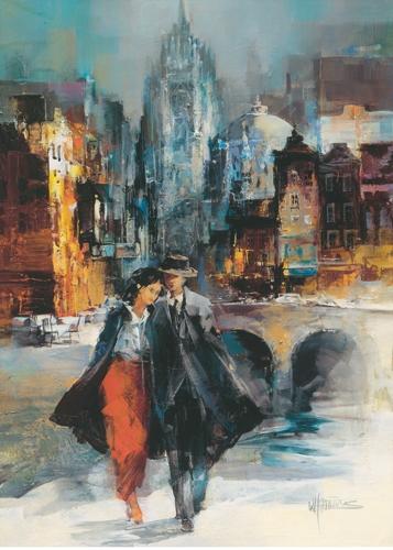 Willem Haenraets Romance I