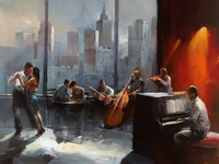 Willem Haenraets Room With A View I